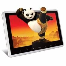 Pumpkin 10 дюймов hd цифровой жк-экран подголовник автомобиля монитор 1024*600 usb/sd игрока ик/fm hdmi нет dvd-плеер автомобиля 1080 P