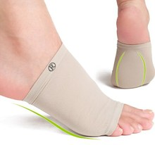 Foot Care Plantar Fasciitis Gel Silicone Arch Support Sleeve Cushion Heel Spurs Neuromas Flat Feet Orthopedic Pad Feet Care Tool
