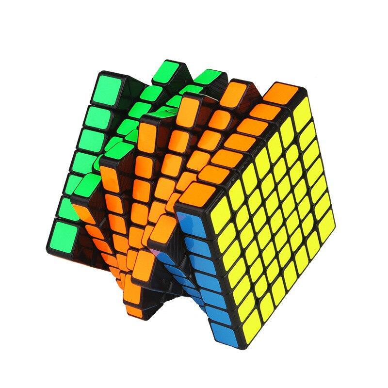 YUXIN ZHISHENG Kevin Hays7 Magique Cube 7*7*7 Professionnel Vitesse Puzzle 7x7 Cube Jouets Éducatifs cadeaux