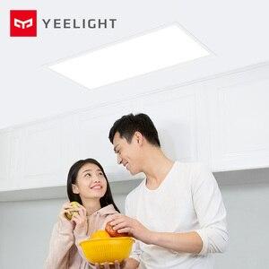 Image 4 - Yeelight LED Downlight Ultra Thin Dustproof LED Panel Light Bedroom Ceiling Lamp For Smart Home Kits