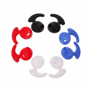 Image 4 - 4 Pairs Eartips Accessories For Samsung Level U EO BG920 Silicone Earphone Ear Tips Earbud