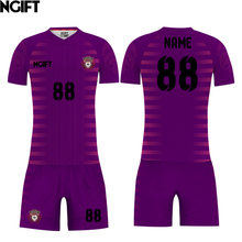 e37b5e34dcd Ngift football shirt maker boys  women sports uniform soccer jersey any logo