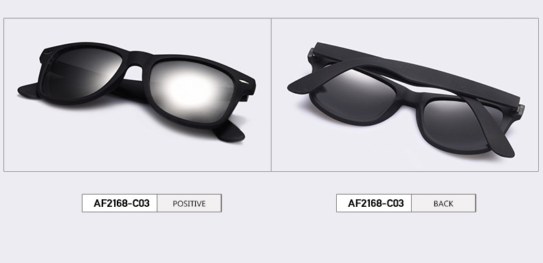HTB12P9ZLpXXXXahXpXXq6xXFXXXf - AOFLY Fashion Sunglasses Men Polarized Sunglasses Men Driving Mirrors Coating Points Black Frame Eyewear Male Sun Glasses UV400
