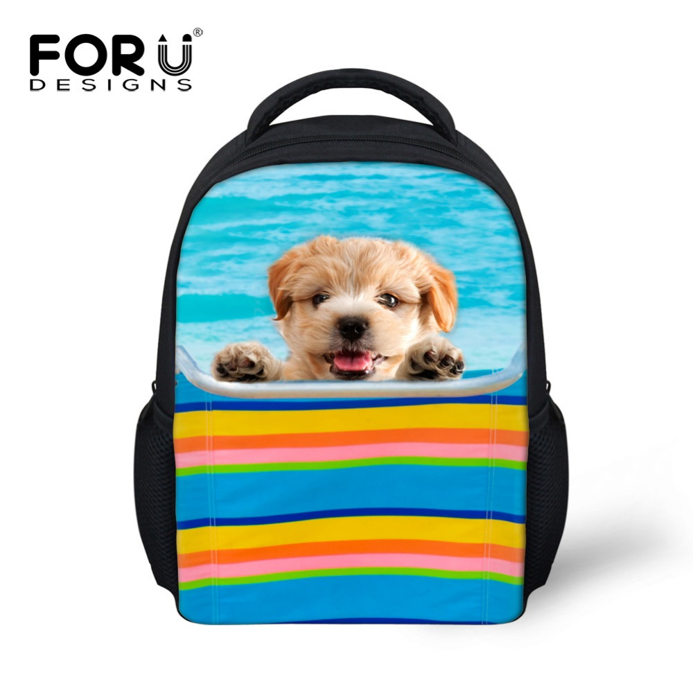 7dd22ccbacae New Arrival Children Small School Bags for Kindergarten Baby Cute Pet Dog Printing  Backpack Girls Schoolbag Kid Mochila Infantil