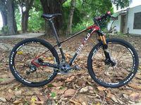 Costelo Bicycle MTB Frame Carbon Bicylce Mountain Bike Ultralight 27 5 MTB Frame M4000 Groups Wheels