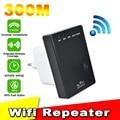 Roteador Wifi Repetidor 802.11N/B/G computador rede Faixa Expander 300 M Antenas 2dBi Impulsionadores Do Sinal sem fio UE/EUA Plug