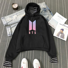Bangtan7 Logo Plain Hoodies (6 Models)