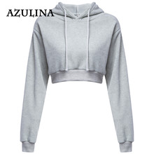 Женские толстовки AZULINA Casual Gray Black