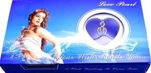 Image 2 - Cadeau de noël souhait perle en gros 10 boîtes mélange pendentif collier pour les femmes huîtres naturelles Chokers chaîne perle collier coffret cadeau