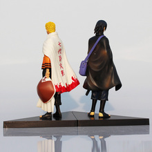 2 Piece Set Naruto Action Figure Uzumaki