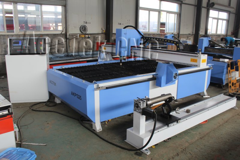 Cheap Cnc Plasma Cutting Machine For Stainless Steel Carbon Steel