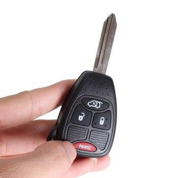 chiave telecomando per Chrysler Sebring 300C Jeep Dodge  1