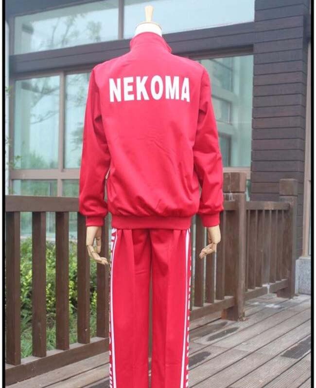Haikyuu !! Nieuwe NEKOMA High School kozume kenma Cosplay Kostuum - Carnavalskostuums - Foto 4