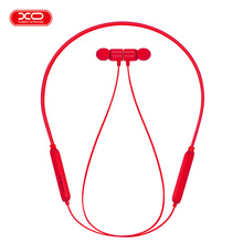 XO BS10 Sports Bluetooth Earphones Wireless headset Sweatproof Stereo Earbuds with Microphone Bluetooth V4.2 New Fashion red цена 2017