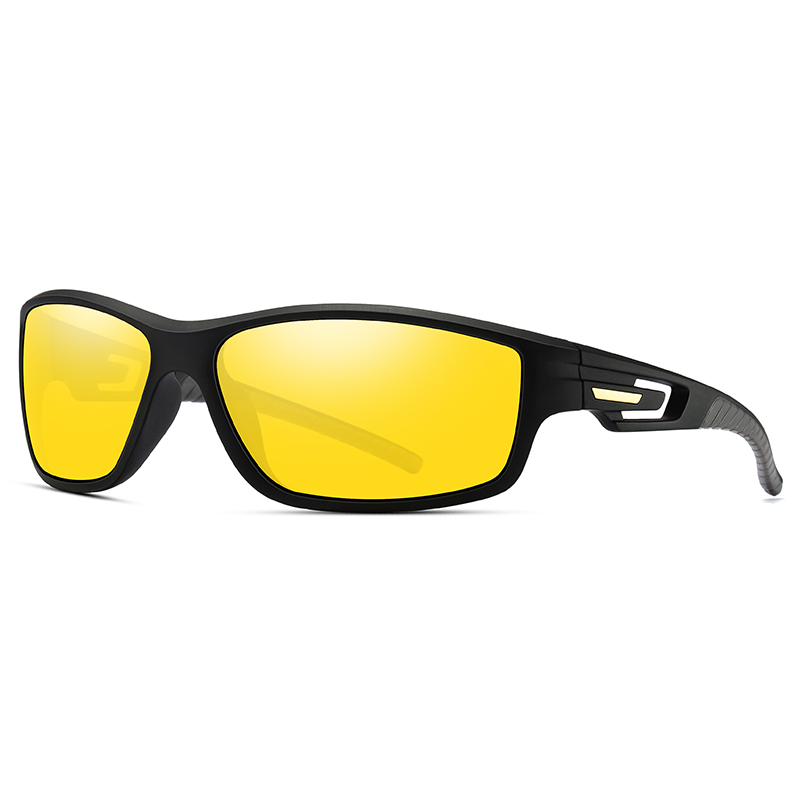 Sunglasses Night-Vision Ray Bann Driving Polarized Anti-Glare Men For Women Outdoor Cycling