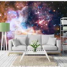 3D Обои фреска Декор фото фон ослепительное Звездное красивое сказочное Галактика Космос галактика Европейский фон настенная живопись