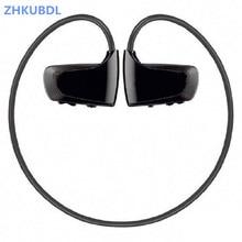 ZHKUBDL gorąca sprzedaż W262 odtwarzacz MP3 8GB 16GB sport MP3 odtwarzacz muzyczny słuchawki słuchawki z wbudowaną pamięcią