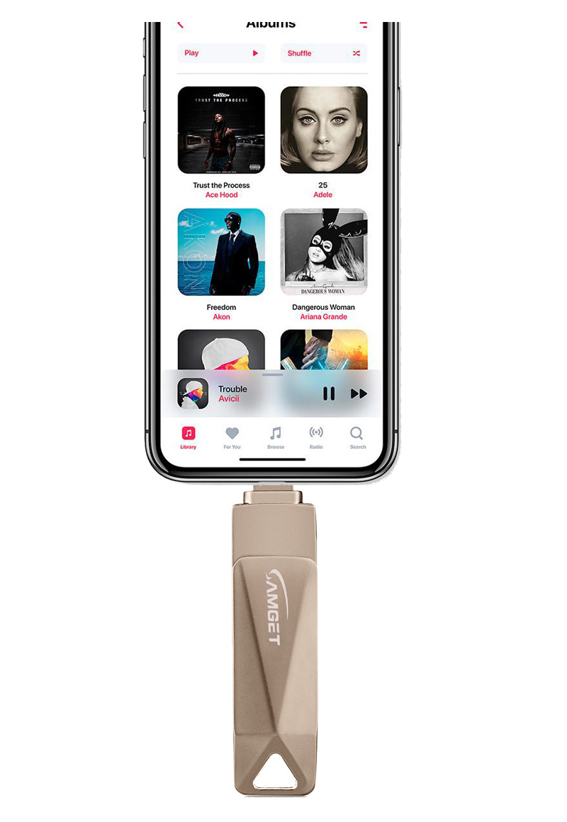 Image 4 - Multifunction usb flash drive 8GB 16GB 32GB 64GB 128GB Pen drive storage stick for iphone 8 7 Plus 6 6s Plus 5S ipad Pendrive-in USB Flash Drives from Computer & Office