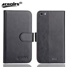 Digma LINX X1 Pro 3G Case 6 Colors Dedicated Leather Exclusive Special Crazy Horse Phone Cover Cases Credit Wallet+Tracking