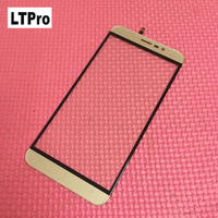 LTPro TOP Quality Tested Well Touch Screen Digitizer Glass Sensor For CUBOT Note S 5.5inch Smart Phone Panel Replacement