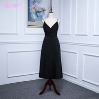 YQLANNE 2018 Sexy Cocktail Dresses Little Black Formal Women Party Dress