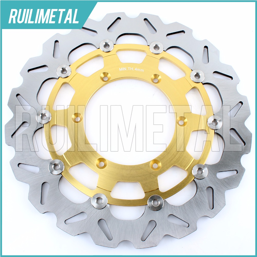 320mm oversize Front Brake Disc Rotor for SUZUKI RM 125 250 DRZ 400 S E 00 01 02 03 04 05 06 07 08 RMX250 SM SV Italy new tv engf9304gf engf9304