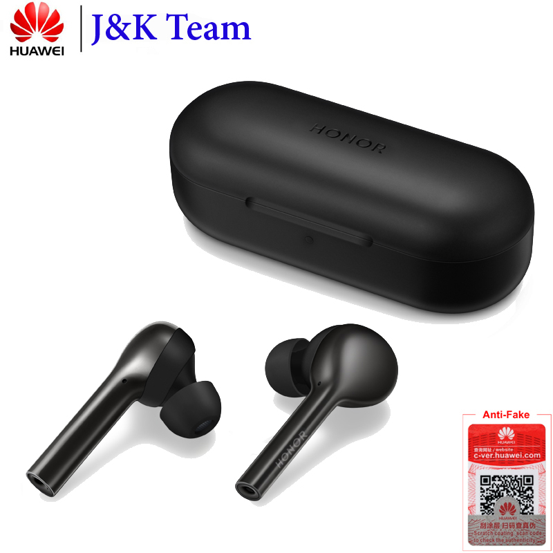 Huawei Honor Flypods Lite Wireless earphone Hi-Fi Waterproof IP54 Tap control Wireless Charge Bluetooth 4.2(China)