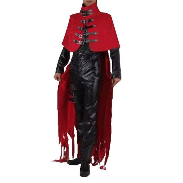Disfraz de Vincent Valentine de Final Fantasy FF05, 2018