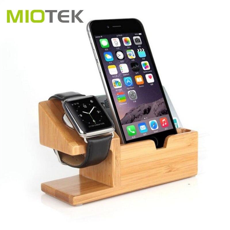 Schreibtisch design apple  US $15.88 |Neue design multifunktions schreibtisch holz handy halter für  apple watch ladestation halter für iphone 6 7 plus mit usb ports in Neue ...