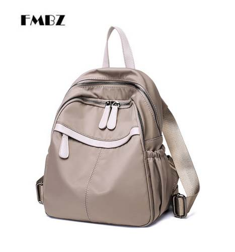 Oxford Casual Woman Backpack 2018 New FMBZ Women's Bag Fashion Travel Lady Backpack Student backpack Free Shipping цена 2017