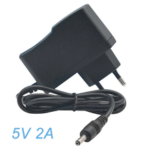 Android TV Box AC Power Adapter DC 5V 2A/2000mah 5.5mm Tip Wall Charger Adaptor Cable for Matricom G-Box Q MXIII MXQ M8 Mini