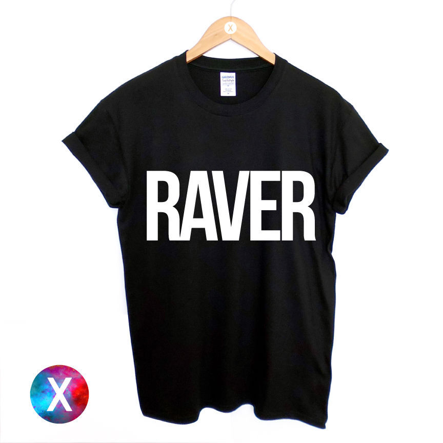 RAVER PRINT T SHIRT / MENS PRINTED TEE / RAVE DANCE SWAG EDM TOP MAN IBIZA DJ TShirt Tee Shirt Unisex More Size and Colors-A346