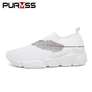 eca0149b3f4d3d PUAMSS Summer Men Sneakers Male Casual Shoes Trainers