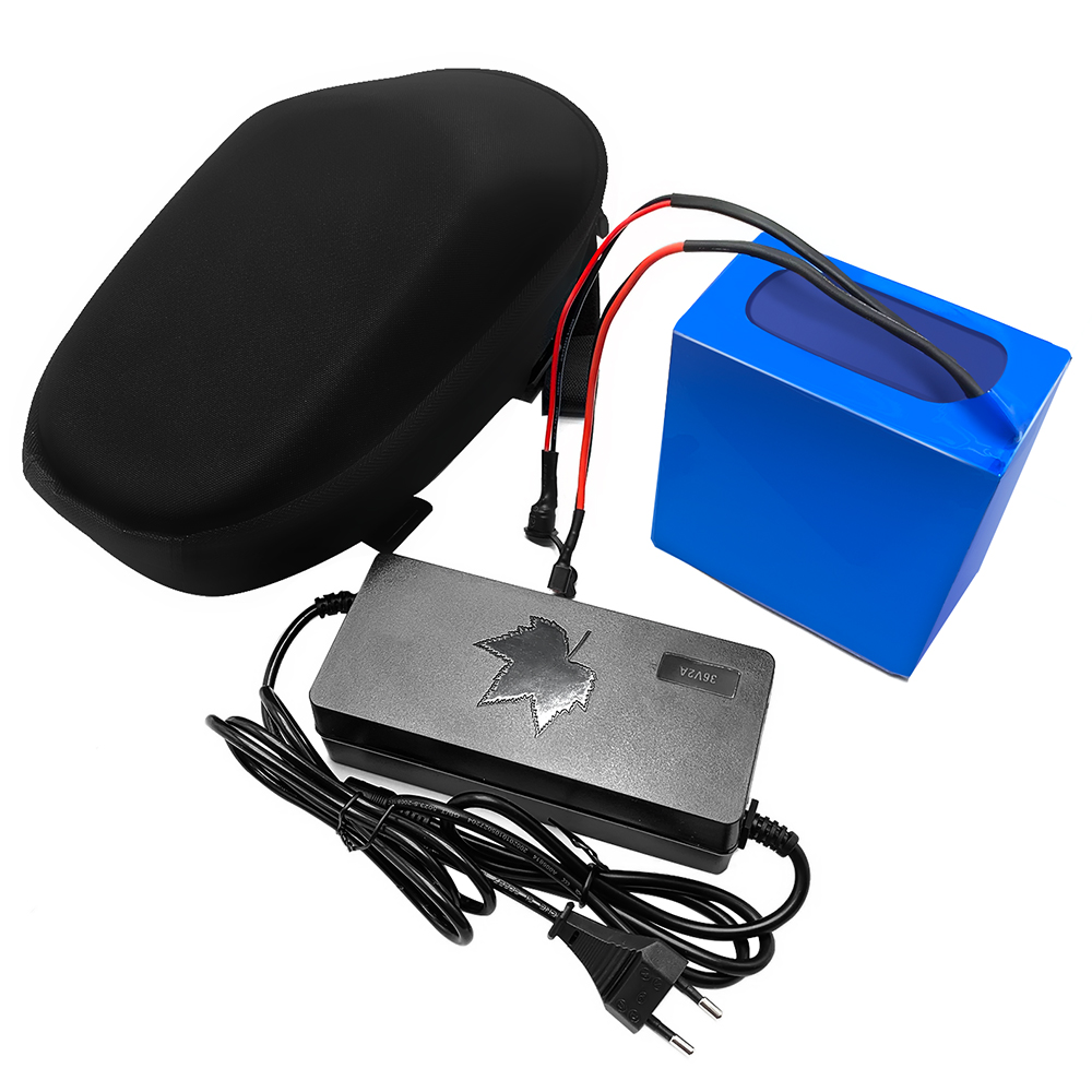Balance scooter 36V 12AH Electric Bike Battery Built in 20A BMS Lithium Battery Pack 36 Volt with Charger Ebike Battery with bag