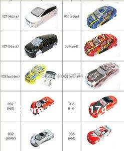 Image 5 - Yukala 1/10 rcカーボディシェル 1:10 r/cレーシングドリフト車 190 ミリメートルhenglong 2 ピース/ロット