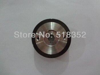 X058D339G51 M408C Mitsubishi negro cerámica cabrestante rodillo OD57mmx T18mm para FX, FK-K, QA, FA20, RA series WEDM-LS piezas de la máquina