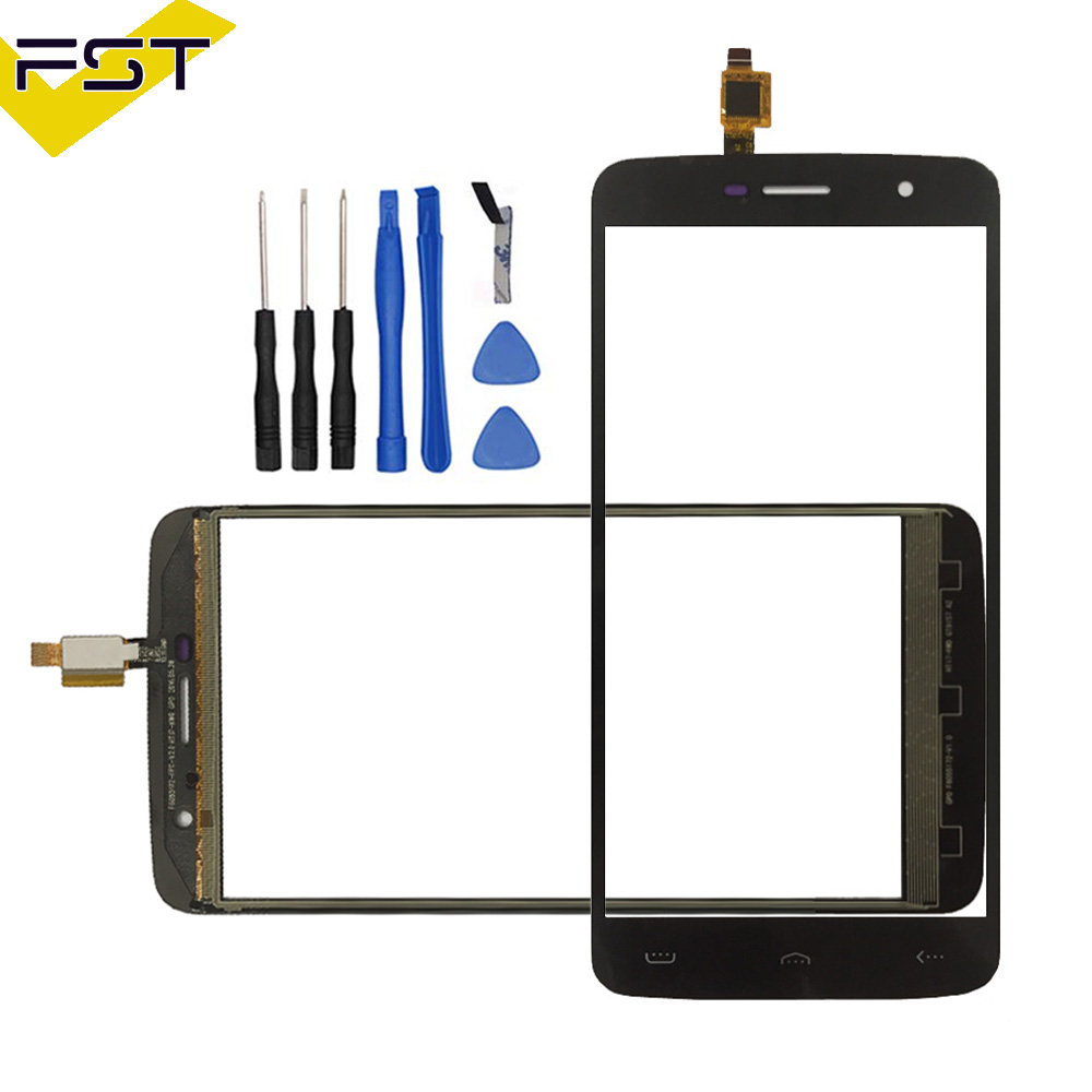 5.5''For Homtom HT17 Sensor Touch Screen Perfect Repair Parts Touch Panel For Homtom HT17 Pro +tools Without LCD