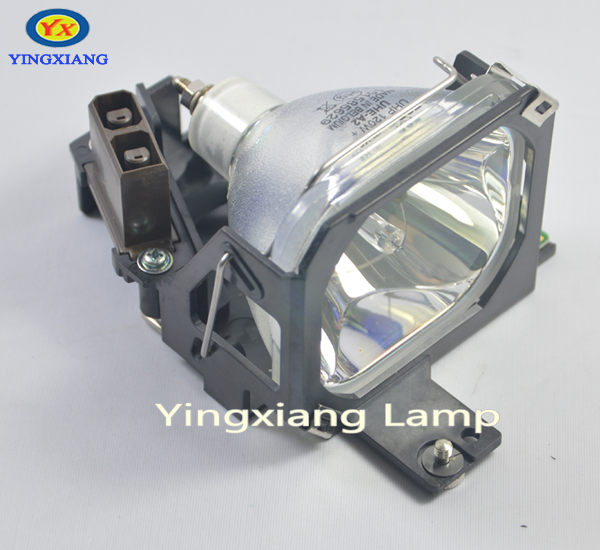 ELPLP07 Projector Lamp With Housing for Epson EMP-5500 EMP-5500C EMP-5550 EMP-5550C EMP-7500 EMP-7500C EMP-7550