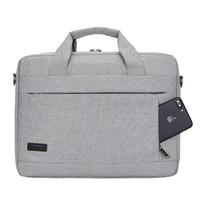 Große Kapazität Laptop Handtasche für Männer reisetasche Aktentasche Bussiness Notebook Taschen für frauen 14 15 Inch Pro Dell PC tasche