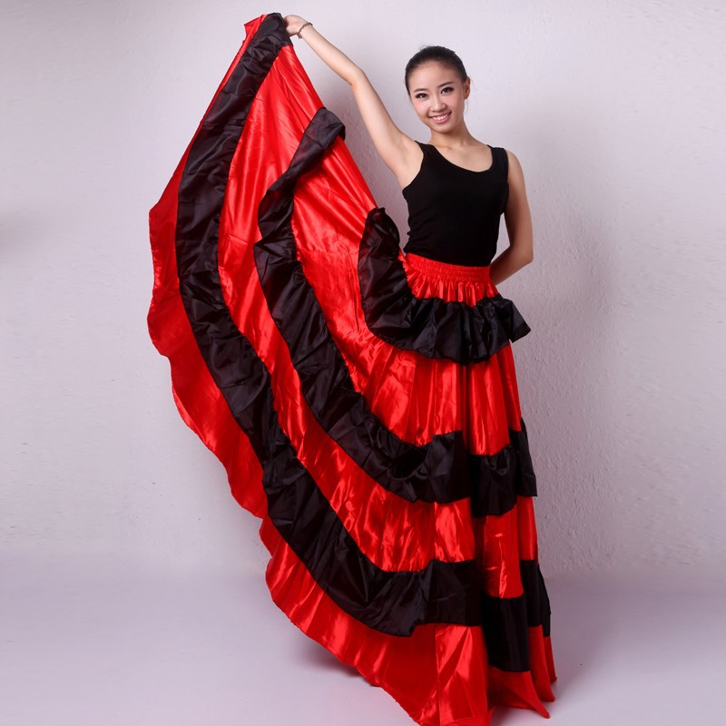 DB23542 flamenco costumes-3