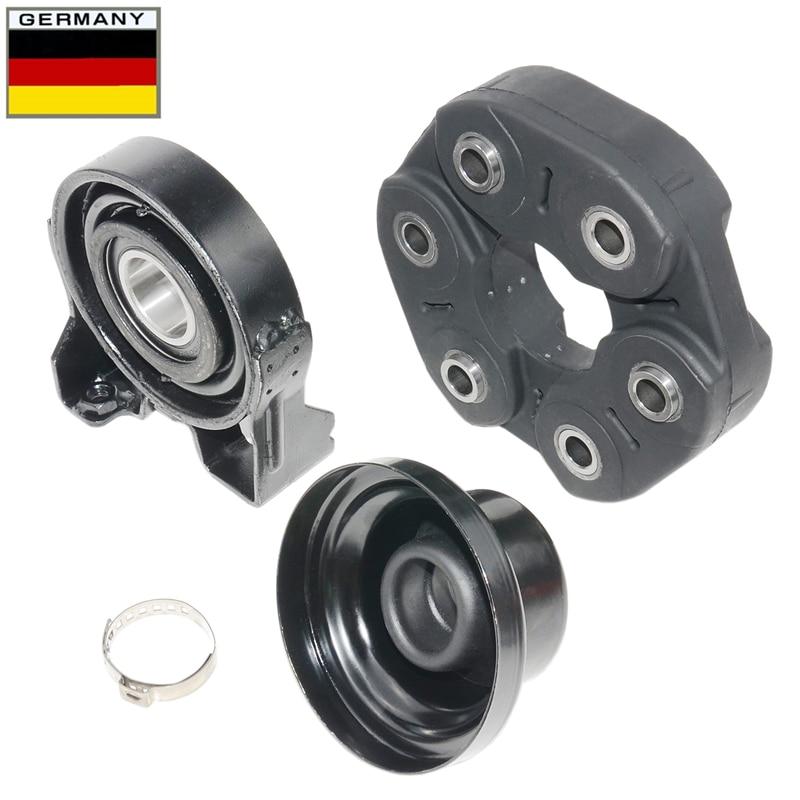 גלגל הנעה טוארג - AP01 New 7L6521102 For Porsche Cayenne Audi Q7 VW Touareg Driveshaft Drive Line Center Bearing Support Kit