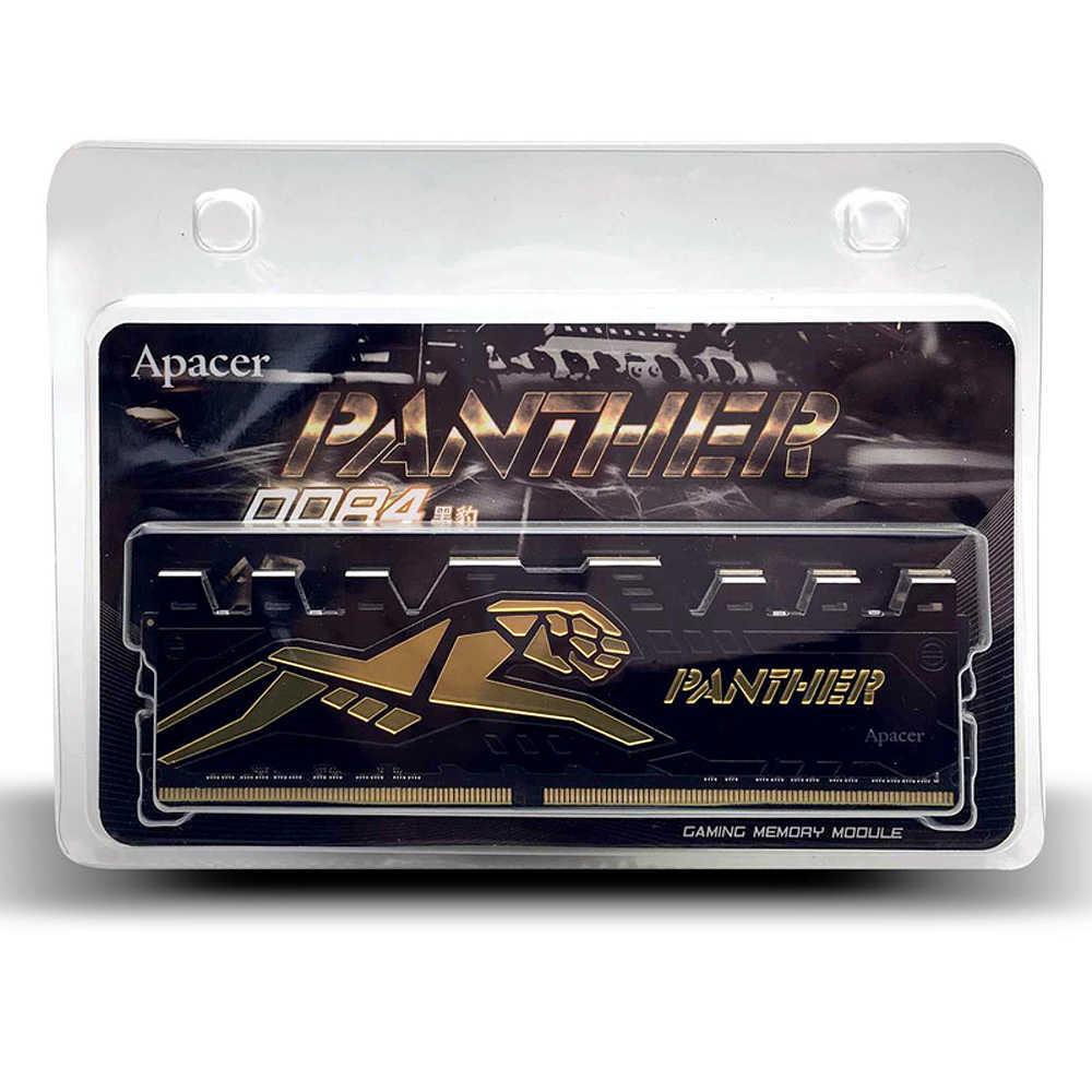 Apacer PANTHER DDR4 2400 RAM 8 GB 2400 MHz DIMM Máy Tính Để Bàn Gốc Gameing Hỗ Trợ Bộ Nhớ Bo Mạch Chủ DDR4 288pin 1.2 V