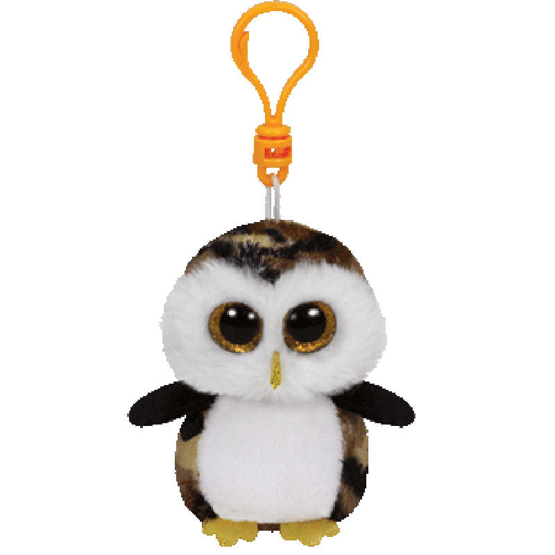 d94a750f68d Detail Feedback Questions about Ty Beanie Boos Owliver The Camouflage Owl  Small Pendant Plush Toy Clip Stuffed Collection Soft Doll 4