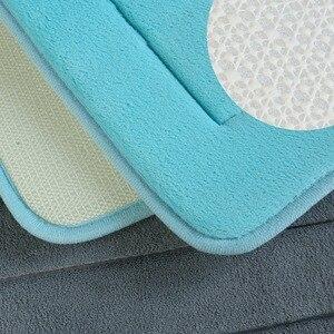 Image 4 - Высококачественный нескользящий коврик для ванной и спальни, коврик для душа из пенопласта для ванной, кухни, спальни 40x60 см, 50x80 см