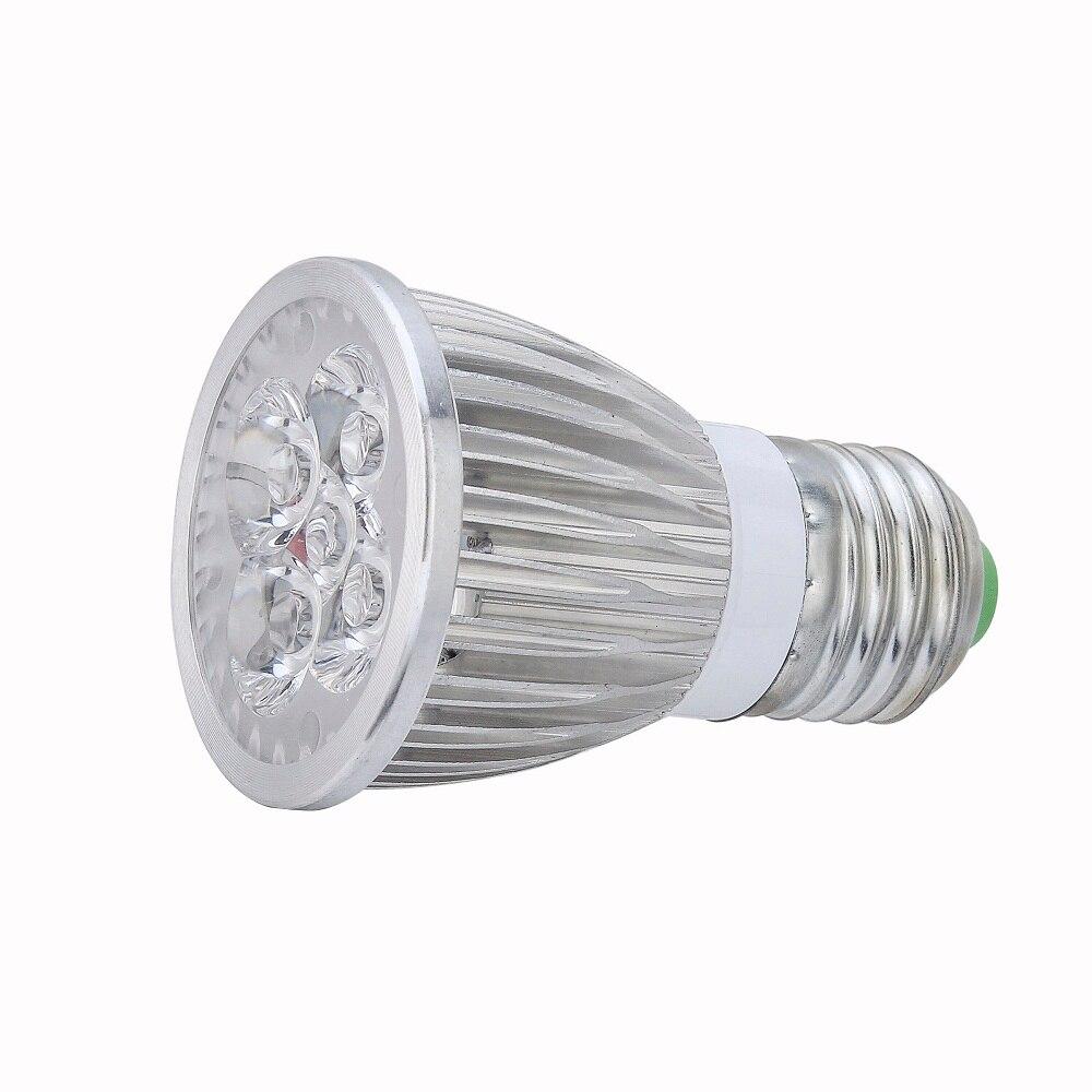 Grow Light LED Grow Lights for Indoor Plant Full Spectrum 400-840nm High Power LED spotlight 5W grow light for plant