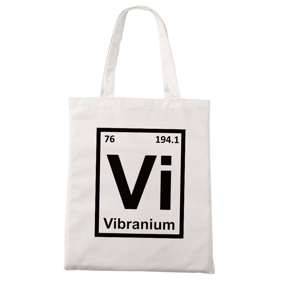 Geek Element Tote Bags Chemistry The Element Of Confusion Shopping Shoulder Bags Large Reusable Canvas Bags Men Women 33 element 331614
