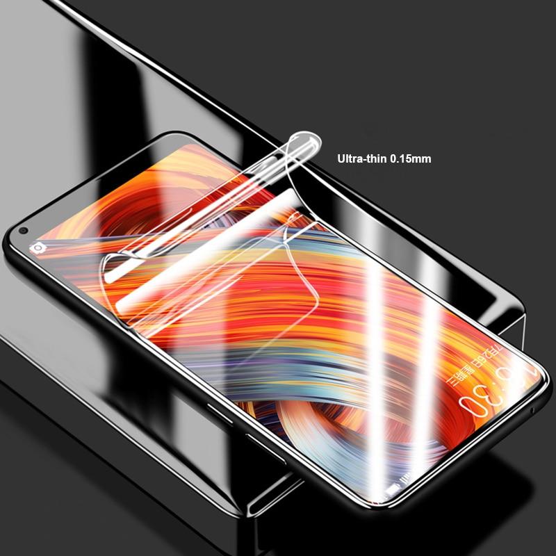 Caler 3D Brillante Coque Compatible pour XiaoMi mi Mix2//Mix 2s Silicone TPU Bumper avec 9H Arri/ère en Verre Tremp/é Antichoc Ultra Mince Housse Dos Dur Pare-Chocs Bling Protection Etui Blanc