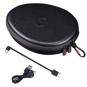 Image 4 - Чехол для беспроводных наушников Smatree, чехол для зарядки для LG HBS 910/1100/900/800/760/750/730/700 Вт (наушники в комплект не входят)
