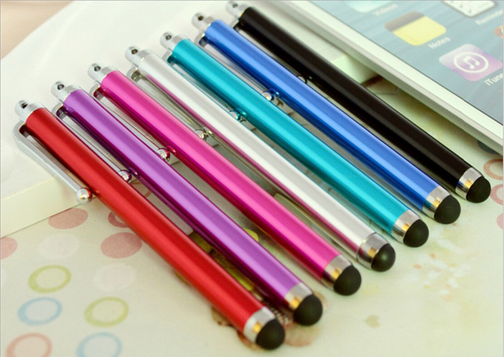 1pcs/lot DROP SHIPPING Touch Screen Pen Stylus For iPhone ,Tablet,Laptps Other Mobile Phones Free shipping