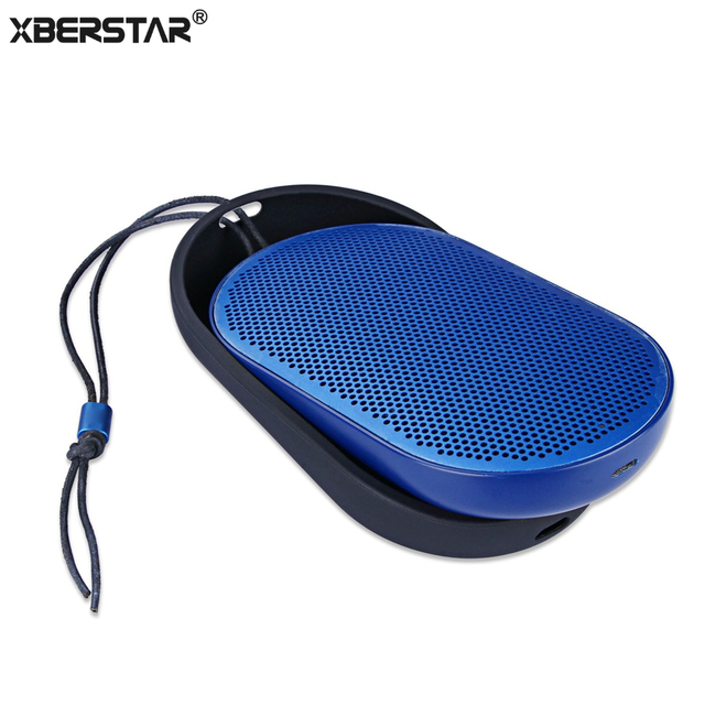 XBERSTAR Case Cover for B&O PLAY by Bang & Olufsen Beoplay P2 Silicone Skin  Bumper Case